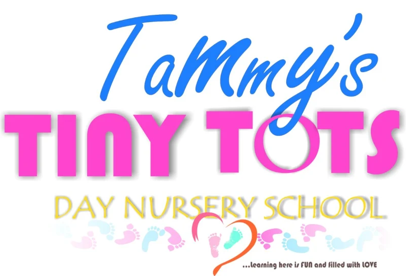 Tammy's Tiny Tots Logo